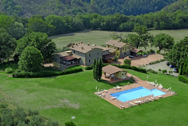 House Siena - In tuscany hills