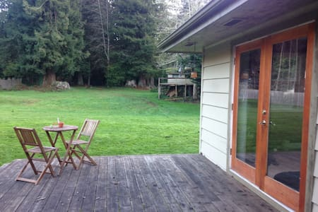 Redwood Retreat- near Arcata/Eureka - Bayside