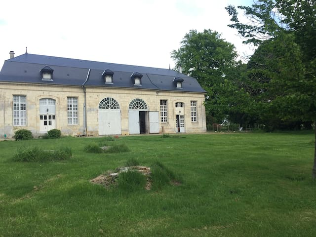 L'Orangerie du XVIIe
