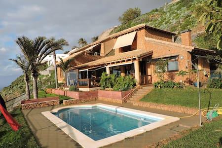 Habitación privada con vistas mar - Tacoronte