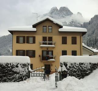 DOLOMITI's DREAM SkiingHikeRelax - Agordo