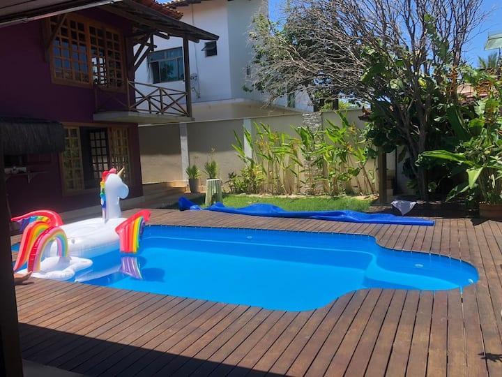 Casa Restinga - Manguinhos