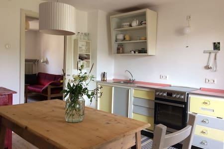 Your our own little apartment for your holidays