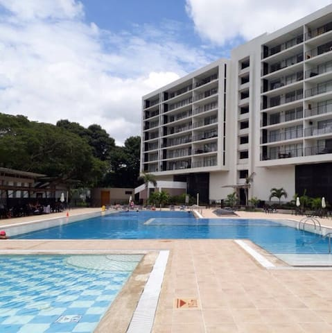 Apartamento de lujo ubicado en Girardot/Ricaurte