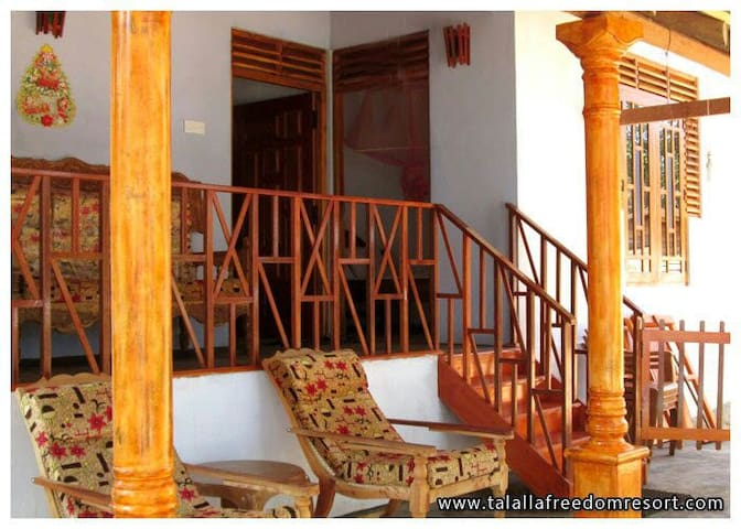 Talalla freedom resort /Double room - talalla