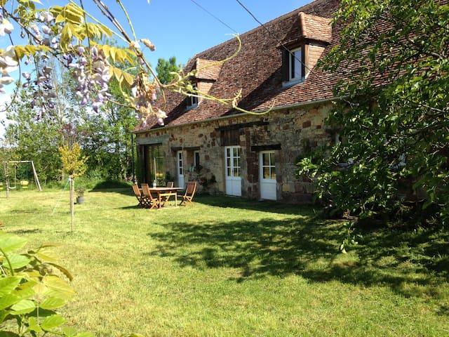 Maison en Dordogne - Badefols-d'Ans - Hus