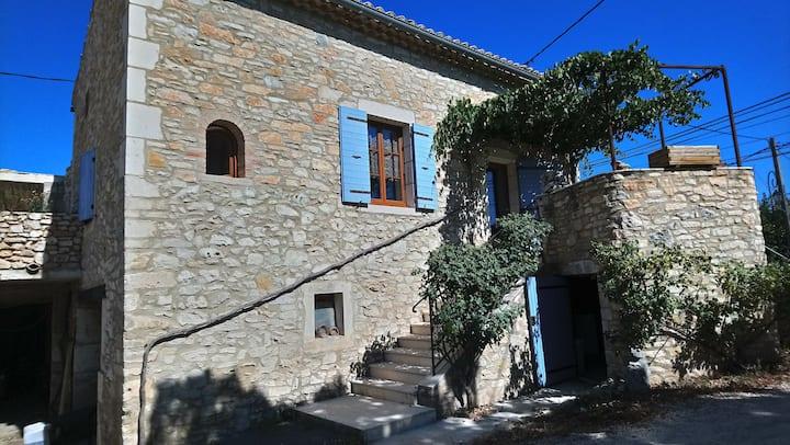 Gite dans un charmant petit village Ardéchois