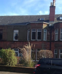 Lovely 1 Bedroom Ground floor flat - Largs
