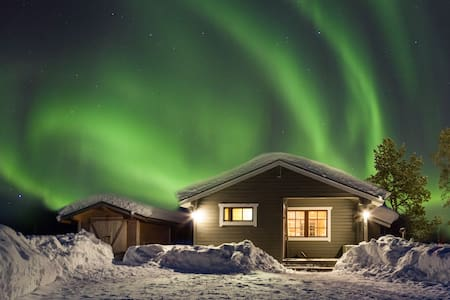 Northern lights special! - Muonio - Casa