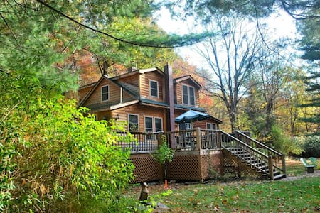 Savage Riverfront Getaway - Swanton - Cottage