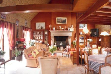 CHAMBRE D'HOTE BEAU PAVILLON DOL - Dol-de-Bretagne - Bed & Breakfast