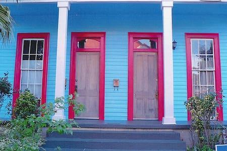 Casa Marina, just off Magazine St. - New Orleans