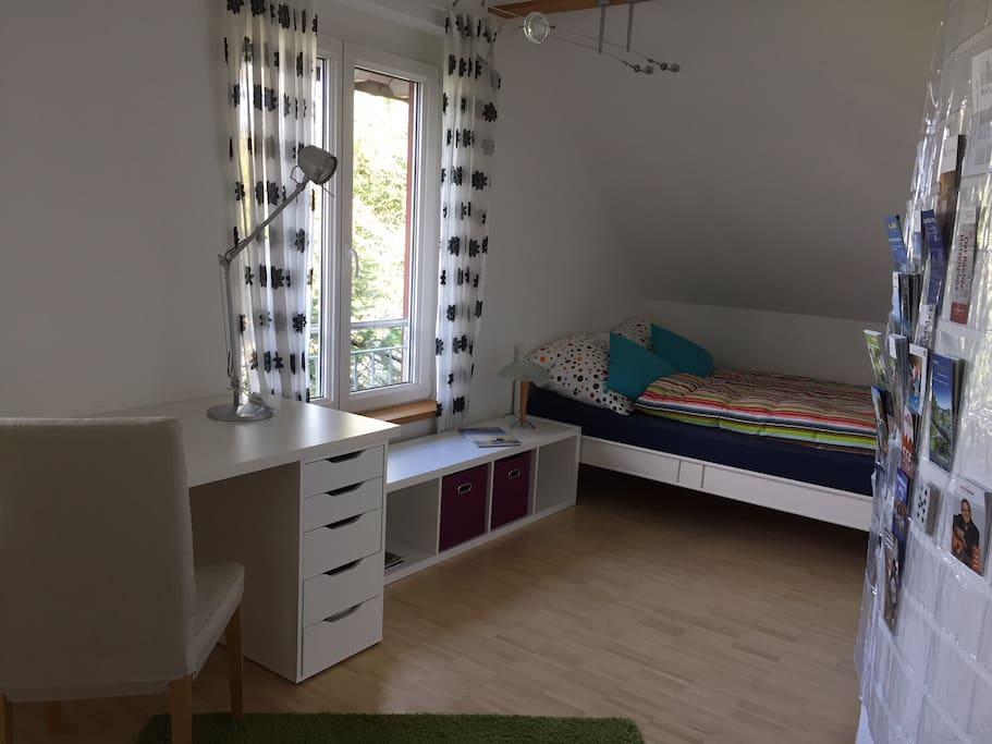 Das Doppelbett (140*200cm)