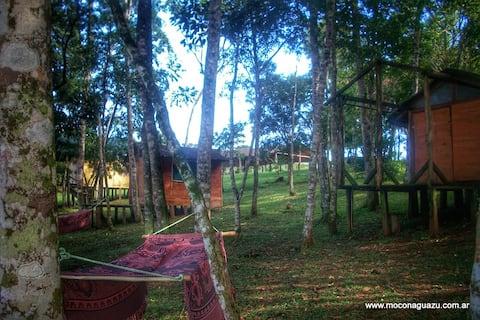 Refugio de selva (complejo Mocona Guazu)
