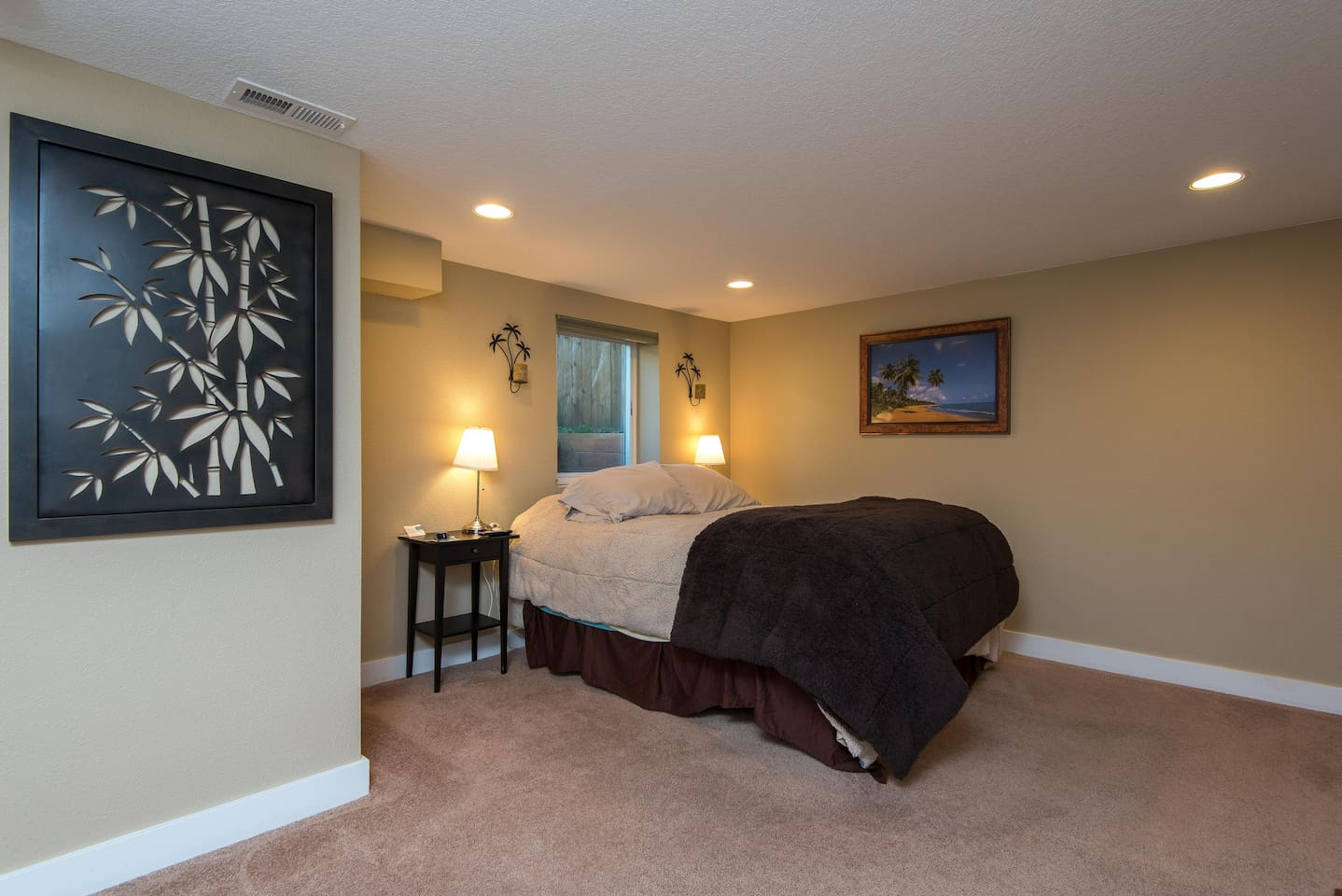 spacious comfy basement suite houses for rent in portland