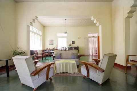 Colonial House in southern Sri Lank