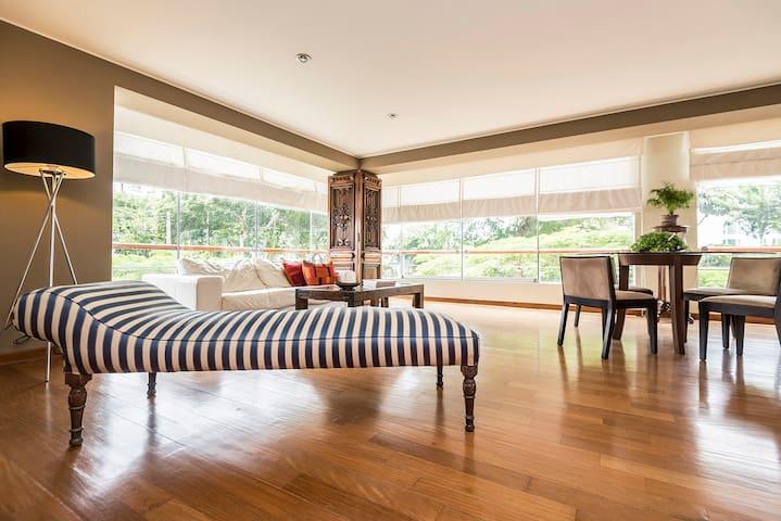 Ideal Location Beautiful Apartment - Lima - Apartamento