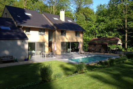 Villa dans un quartier champêtre - Willa