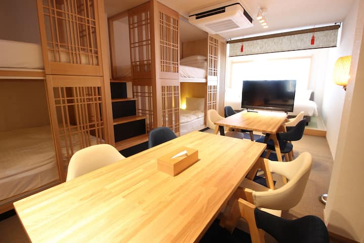 MAX10/3min from Tokyo Sky Tree! T2-201