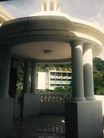 360度日出日落全景,步行5分到海滩的温馨超大床 - Tambon Ao Nang - Apartamento