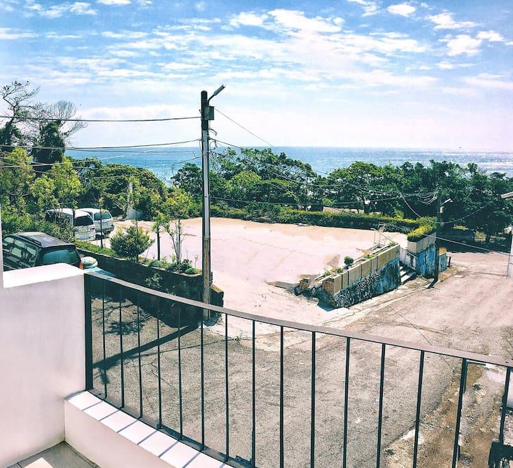 二樓陽台景觀