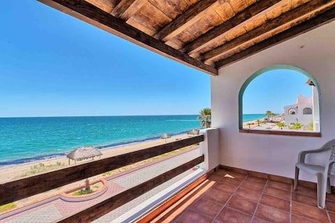 Beach Front Paradise Villa #23, Puerto Penasco