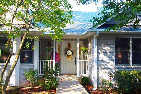 Charming Home 20 min from Richmond - Richmond - House