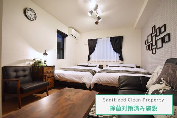★Clean Room★Newly Built 3BR House!Skytree/2min sta