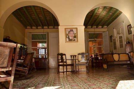 Historische Villa Flor in Trinidad (Room 2) - Trinidad - Villa
