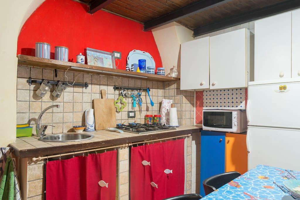Kitchen/ Cucina