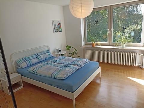 Schöne 2-Zimmer Wohnung mitten im Fichtelgebirge