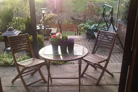 Peaceful riverside location  - Shrewsbury - Huoneisto