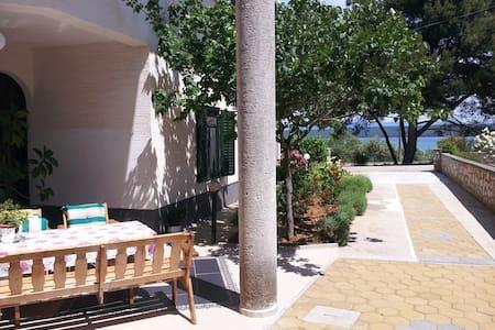 True Mediterranean retreat (6+1) - Dobropoljana - 公寓