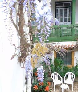 Quarto de Casal em Hotel - Tomar - 家庭式旅館