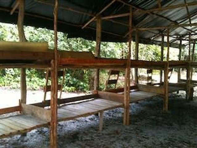 Hammock & Bunk Station on Retreat. - Georgetown demerara mahaica - Annat