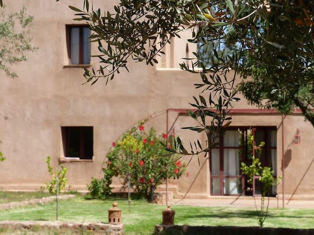 Villa de charme berbère au calme - Marrakech - Villa