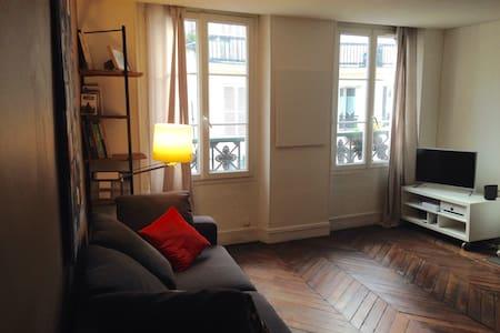 Very nice flat center of Paris 40m2 - Paris - Apartment