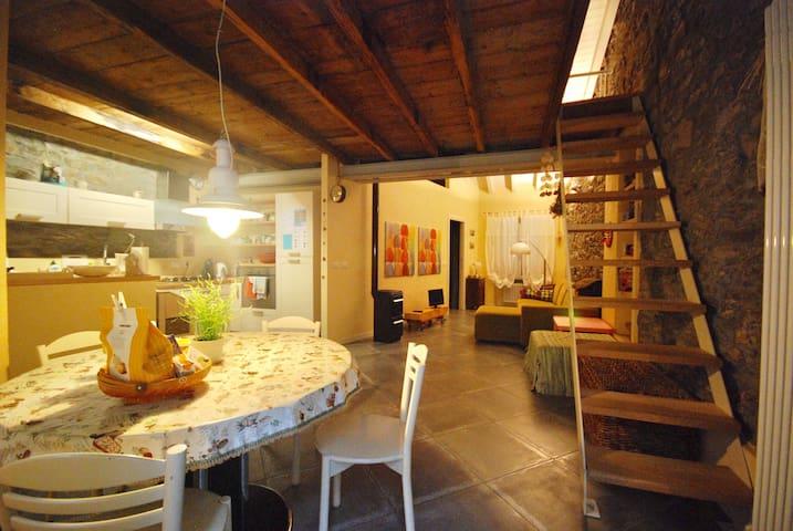 a casa di Olga - Manarola - Appartement
