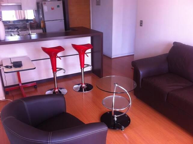 Deluxe Apartament - Best Location - Las Condes - Apartamento