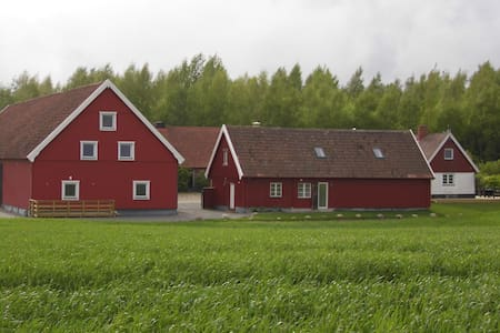 2 bed barn conversion nr Ystad, perfect for family - Ystad M