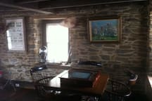Second floor. Coffee maker.