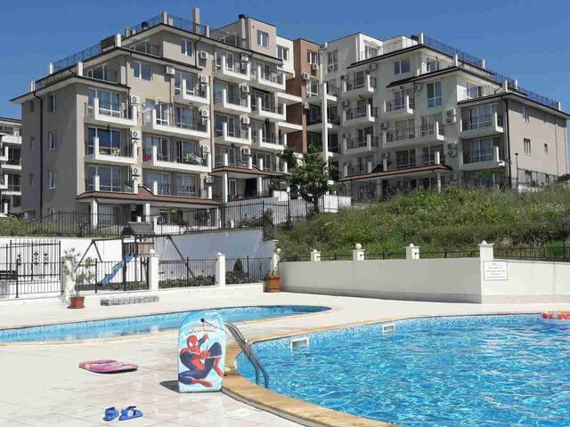 Уютные апартаменты на берегу моря