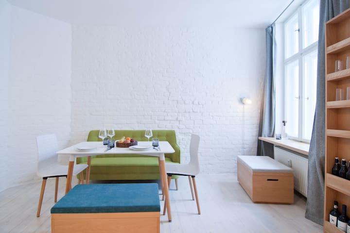 Designer Studio Apt in ❤️  of Wedding Center
