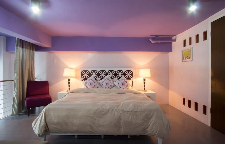 The Purple Room - Cebu City - Talo