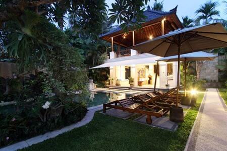 Clean & Tranquil Balinese  Villa