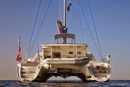 Chambre sur catamaran / TOULON - Toulon