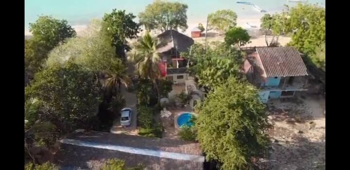 Villa Rosa - au cœur du petit village de pêcheurs