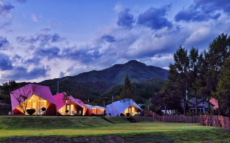 BANU -- boutique tented resort