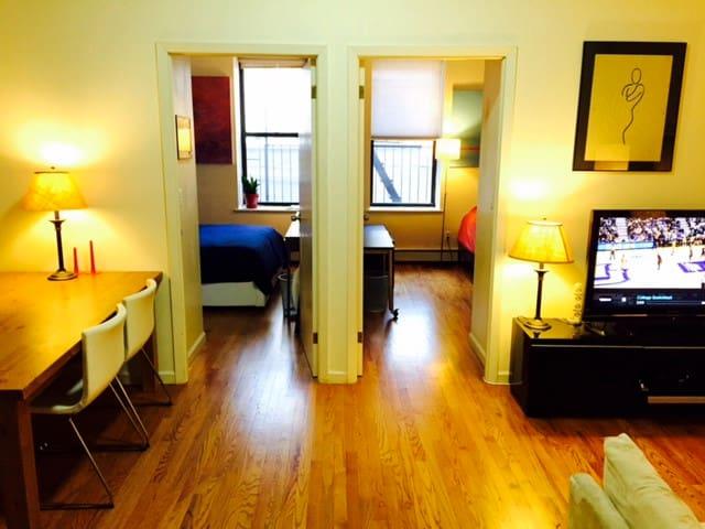 2 Bedroom SoHo Apartment (Bowery)