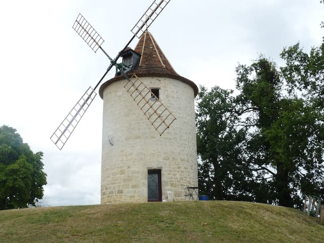 Au moulin de Montauriol